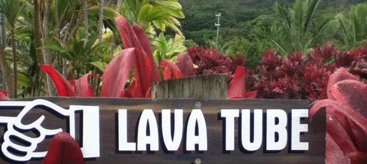 Maui Lava Tube Vlog