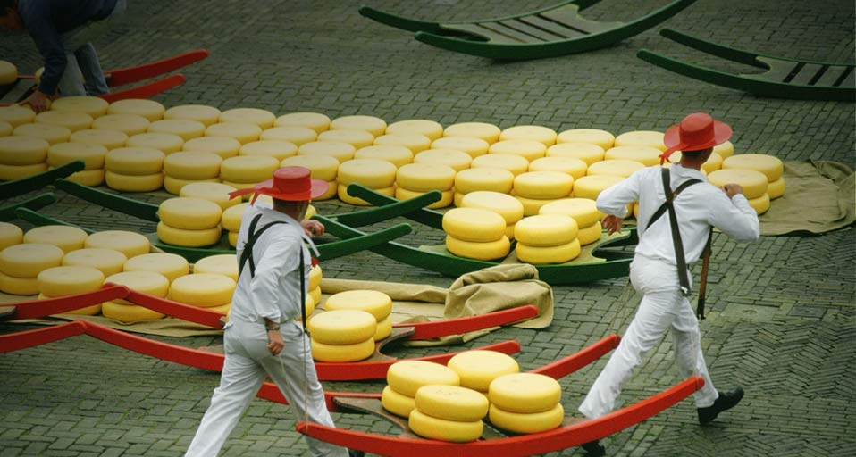 A City Which Revolves Around…Cheese!