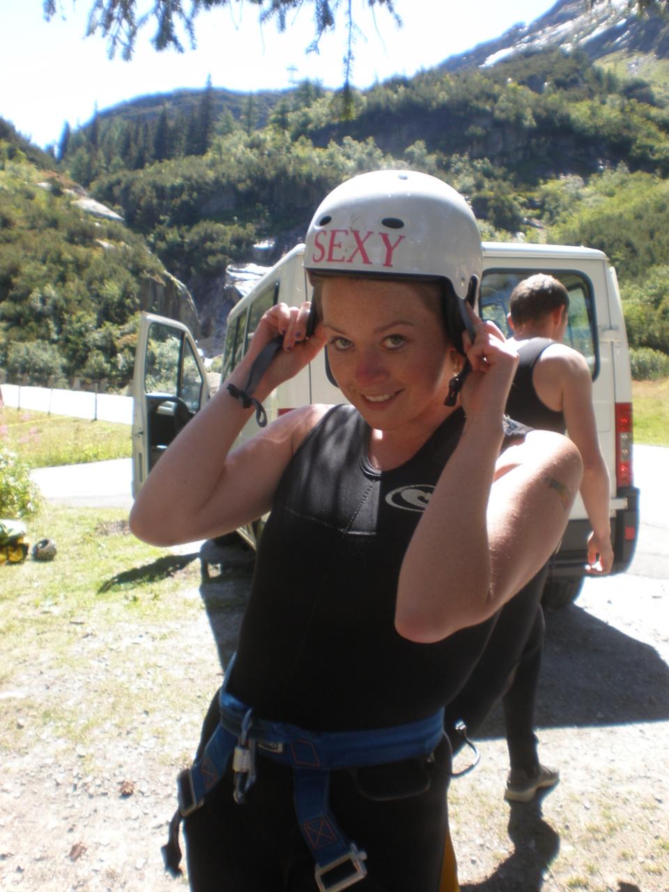Canyoning in Switzerland