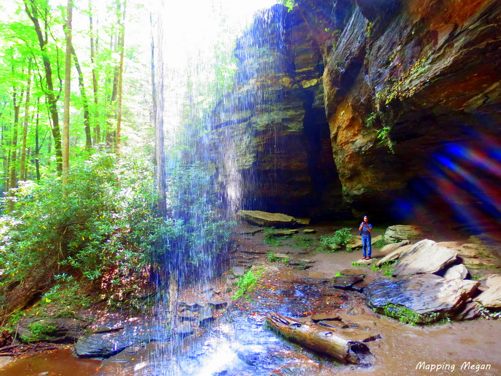 The Land of Waterfalls – Brevard