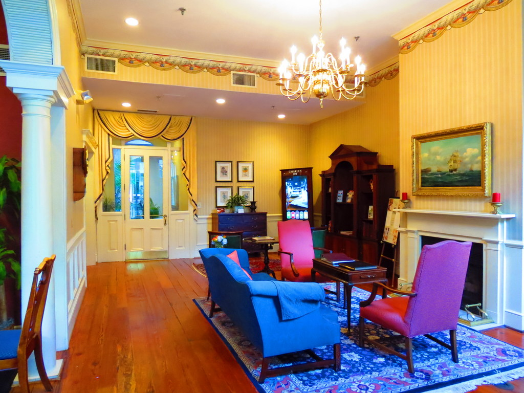 Charleston 39 s most charming inn mapping megan for Charming hotels of the world