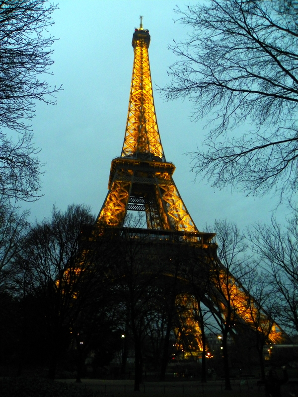 The Time We Ice Skated Inside The Eiffel Tower Mapping Megan
