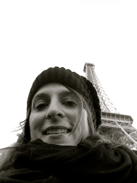 Angie Raab of Research The Life.  Paris.