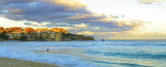 Bondi Beach, Sydney.