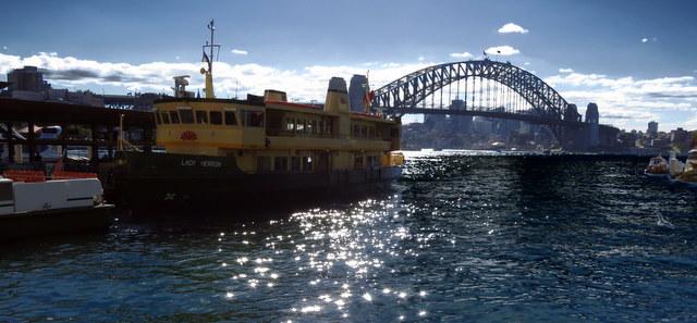 Circular Quay Ferry, Sydney