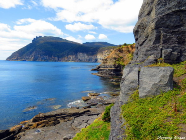 Tasmania's rugged coastline – one of the most beautiful in the world!