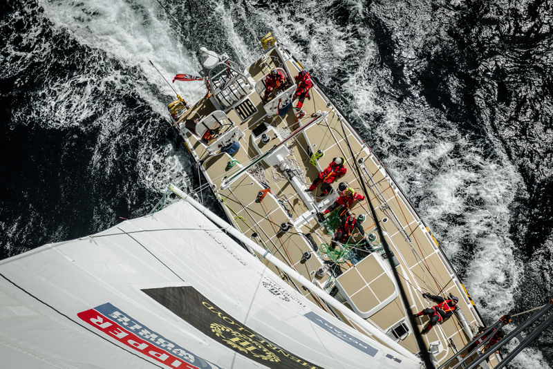Leg 3 - Southern Ocean - Clipper Round the World Yacht Race 13/1.