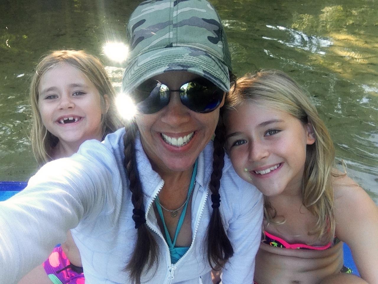 Weeki Wachee river on a manatee and paddle board adventure.