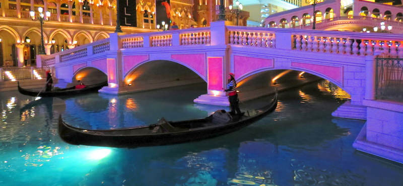 The Venetian.