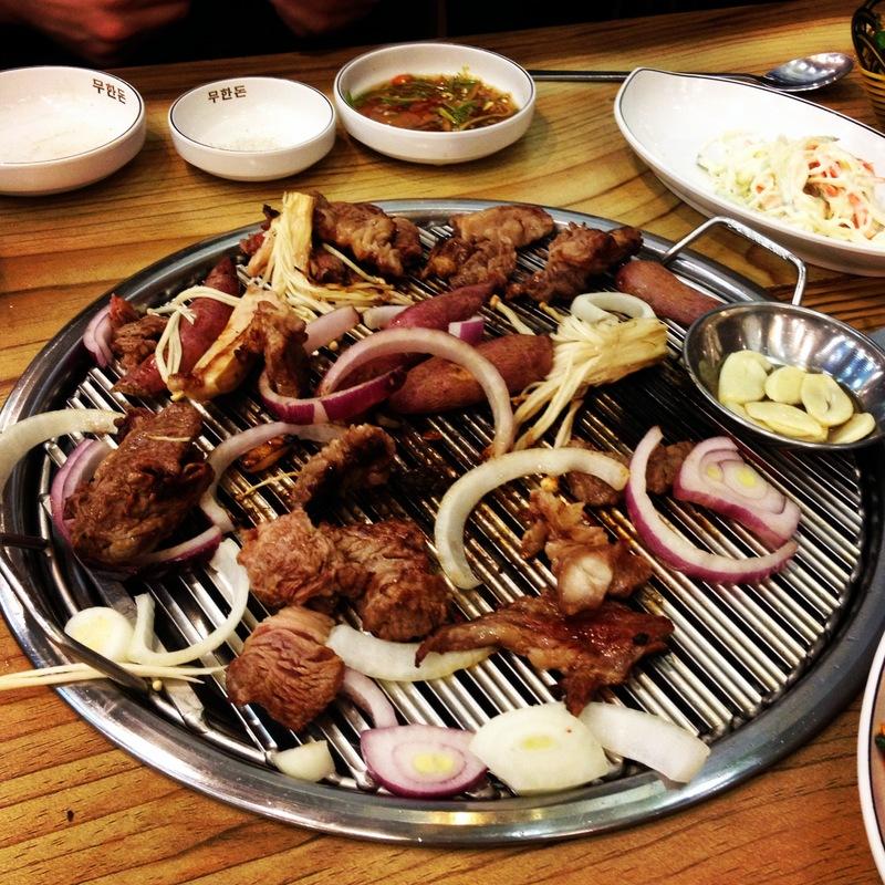 Beef BBQ, Korea.