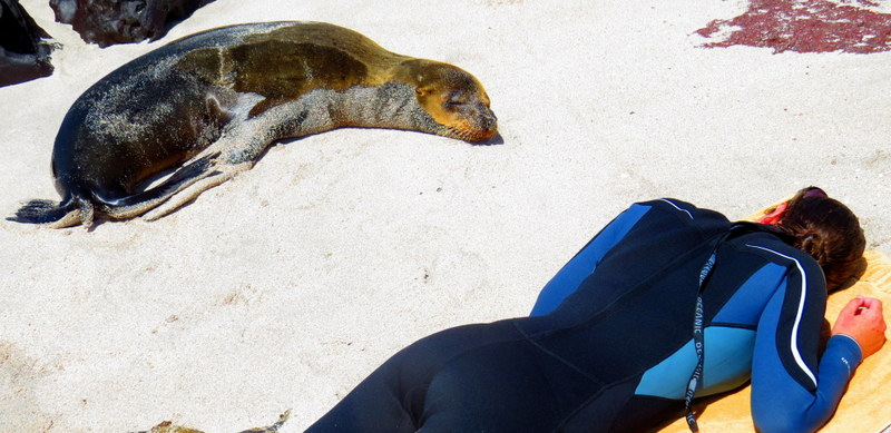 The Time I Became a Burn Victim in the Galapagos Islands.
