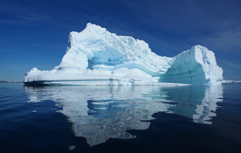 Antarctica. Photo CC by Andreas Kambanis.