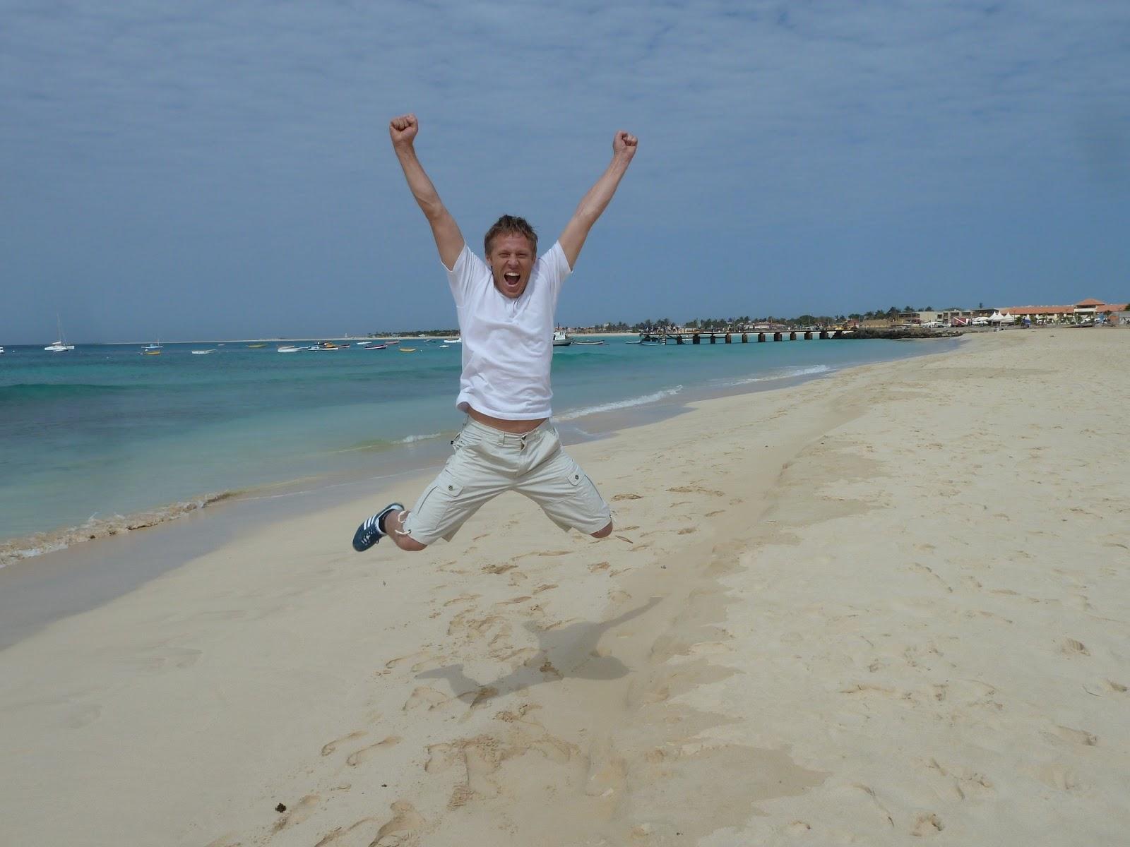 Gunnar Garfors in Cabo