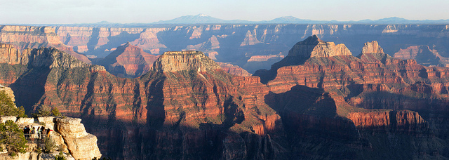 Grand Canyon National Park: North Rim - Bright Angel Point 5150