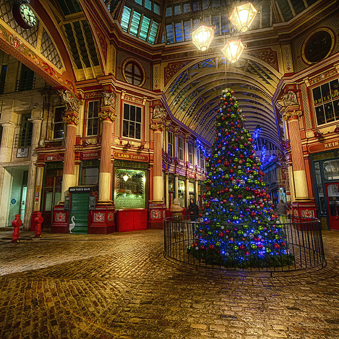 Christmas Places To Visit In London: Things To Do In London Over Christmas