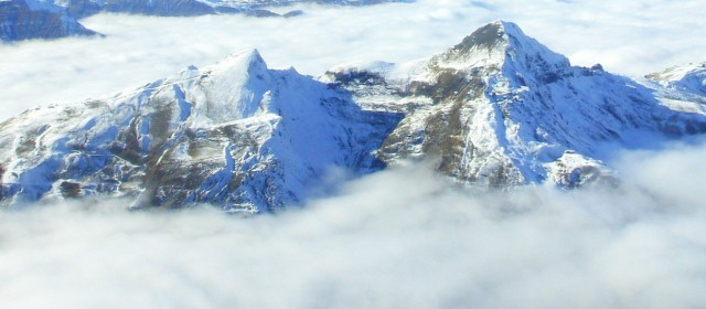 Photos From the Top of Europe: Jungfrau – My Favorite #IceColdAdventure