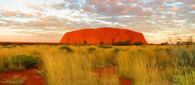 Using Frequent Flyer Points to Visit Australia's Red Centre