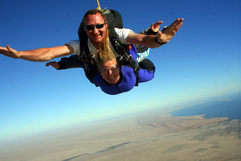 Skydive Namibia