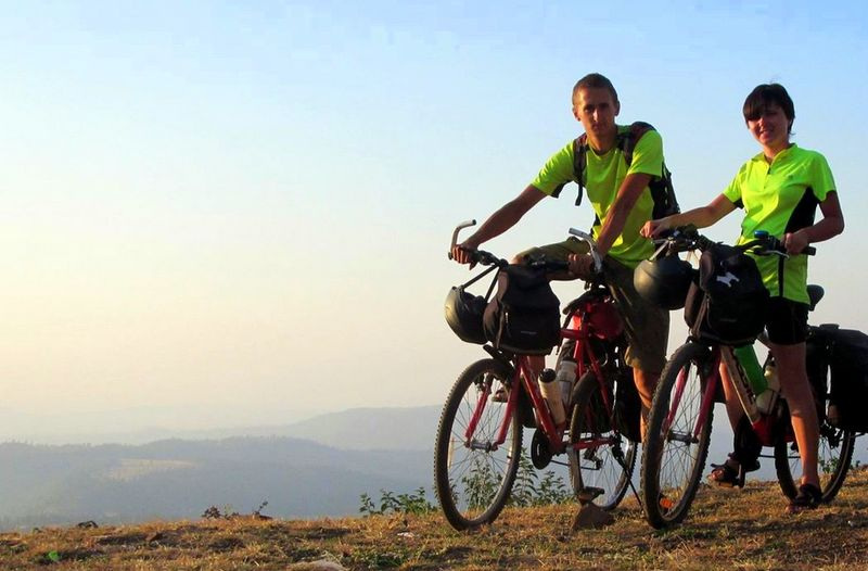 Cycle across India