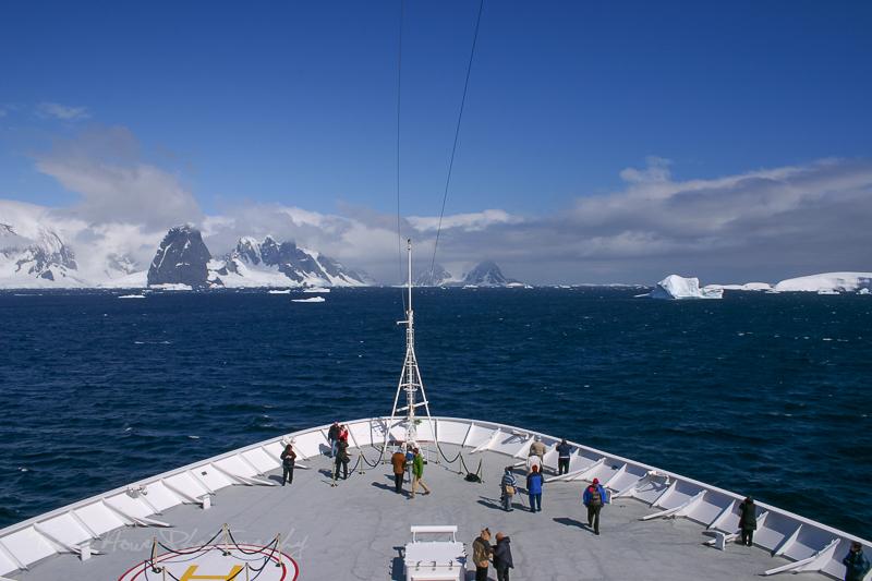Antarctica cruise.