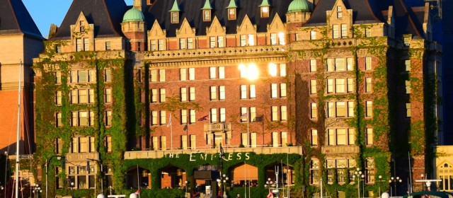 Hotel Review: Impressed by The Fairmont Empress