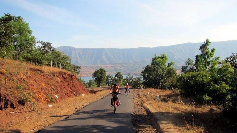 Cycle around India