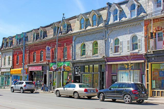 Queen West, Toronto