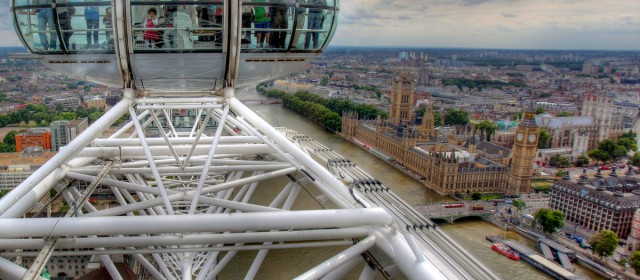 15 Things You Probably Didn't Know About the London Eye