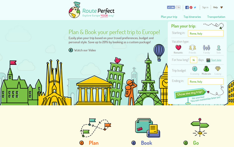how to plan your perfect trip to europe no travel agent required