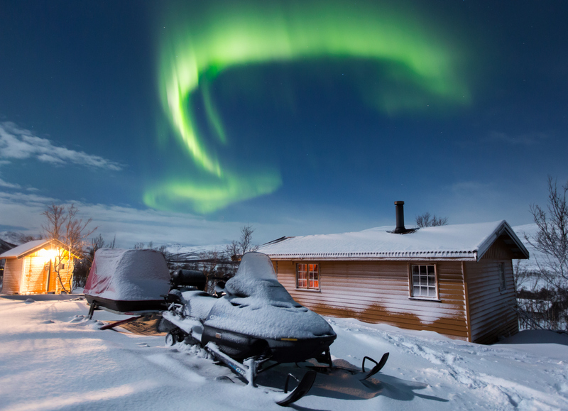 The best places to view the Northern Lights in Sweden are Kiruna, Abisko, and. Swedish Lapland.