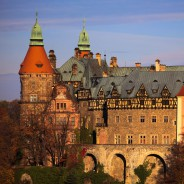 The History and Mystery of Lower Silesia. Searching Polish Castles for Nazi Gold