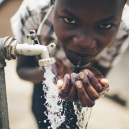 One Man's Walk for Water. A Philanthropic Pilgrimage, on Foot, from Denmark to Tanzania