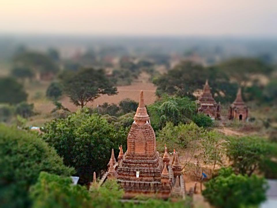 the upside of Burma having not seen democracy, and the lack of any industrialization of its economy, is that natural landscapes throughout the country are still untouched and well preserved.