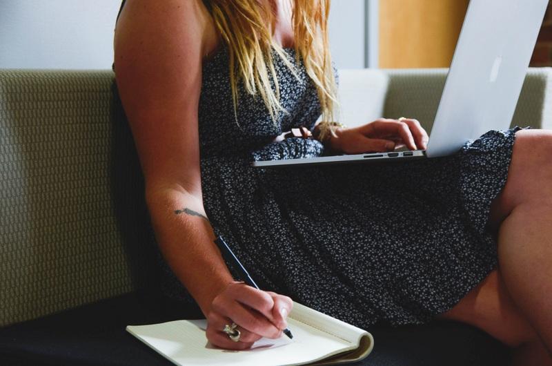 entrepreneur computer laptop