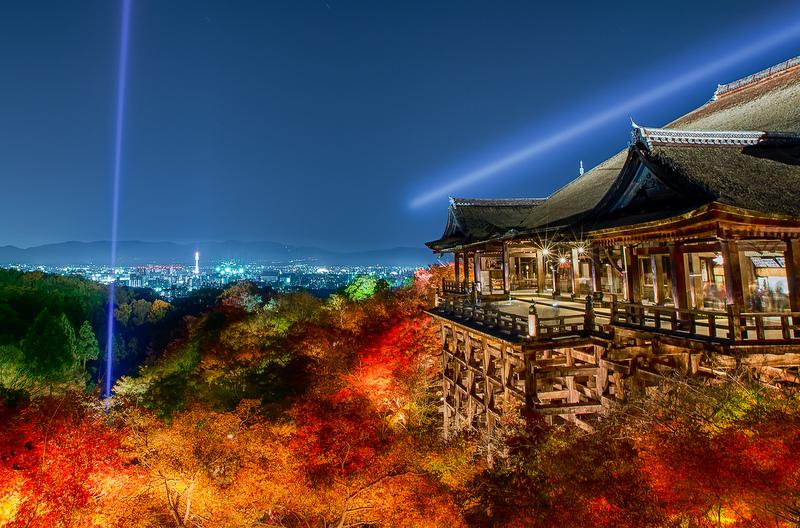 Kiyomizudera, Watcher of Kyoto City