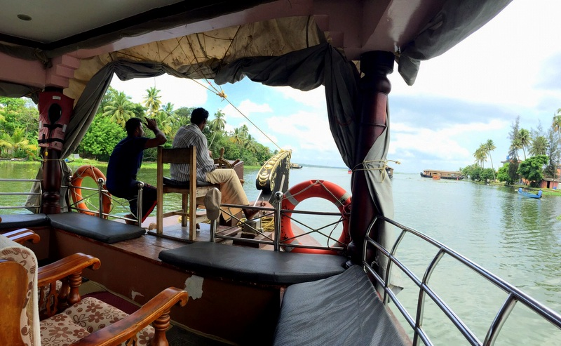 India house boat Kerala