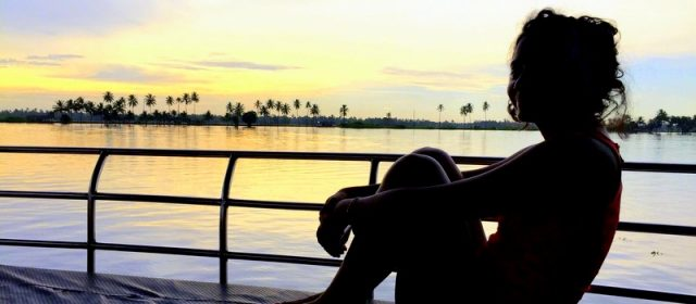 A Day on a House Boat in Alleppey, Kerala