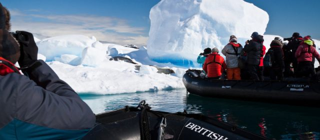 Our Antarctica Itinerary with Chimu Adventures