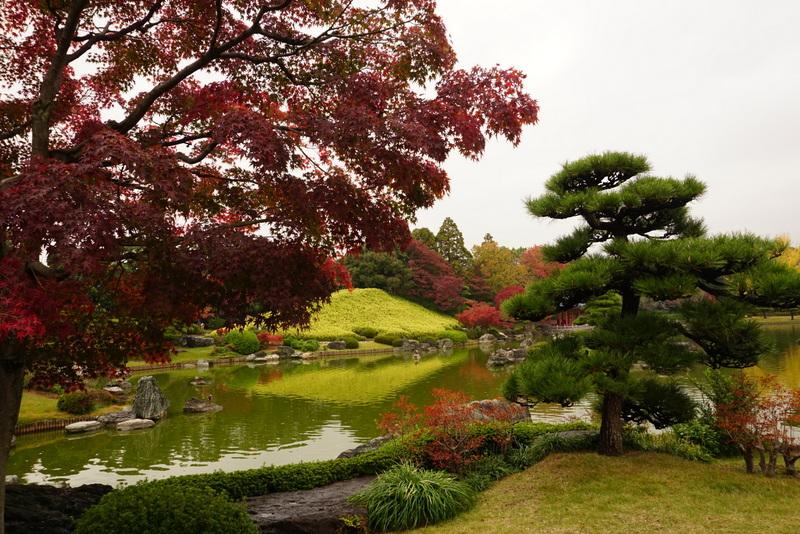 Daisen Park, Japan