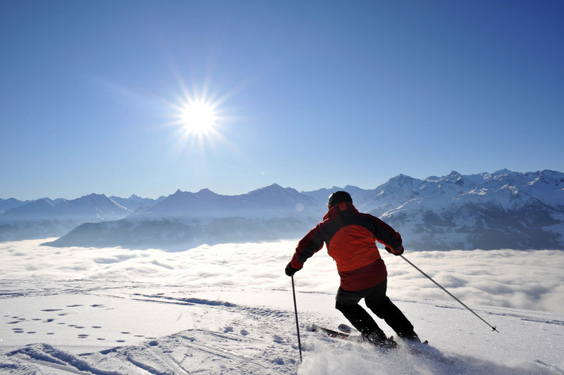 Skiing Photo CC by SkiStar