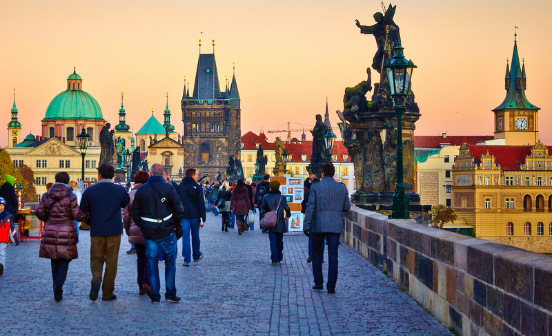 For a true sense of the long and tumultuous history of Prague, the Old Town Square is the place to be.