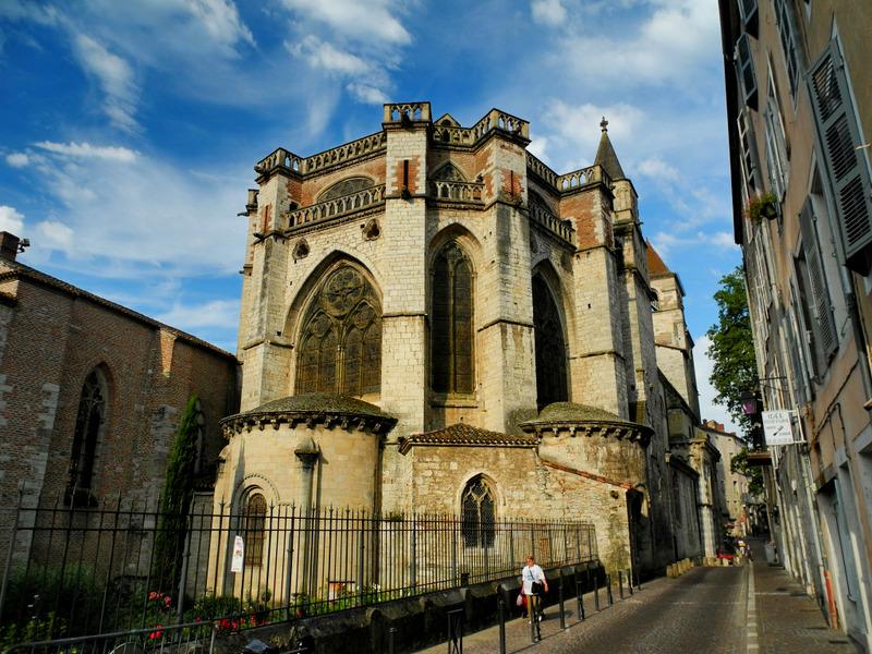 Cathedrale de Cahors, Lot, Midi-Pyrénées, France