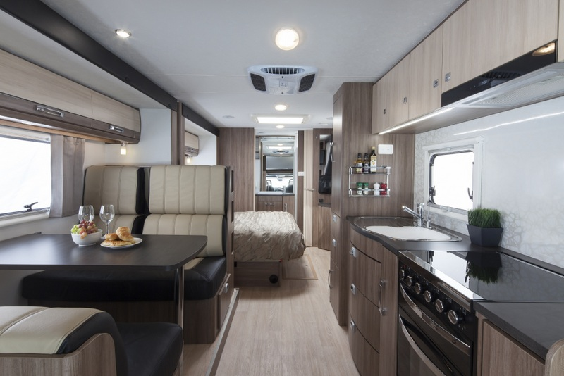 The Jayco Optimum is really one for those those that love the great outdoors.