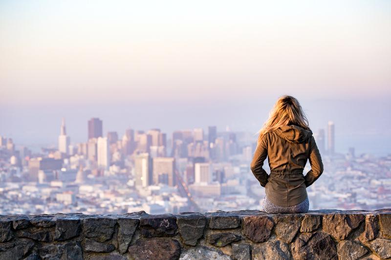 Traveler City Girl