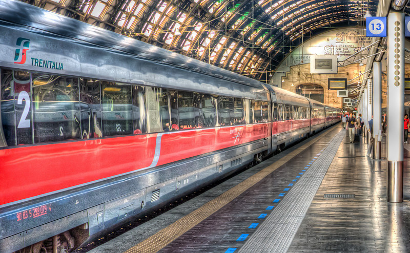 Trains connect every major European city, and most countries have a national service which links you to destinations domestically.