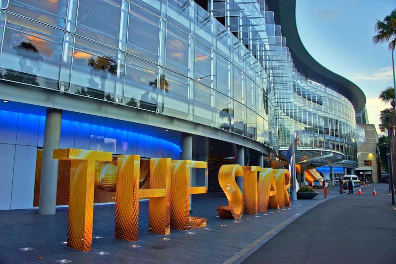 Star Casino Sydney Address