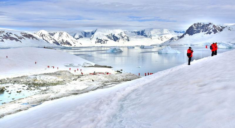 Portal Point, Antarctica