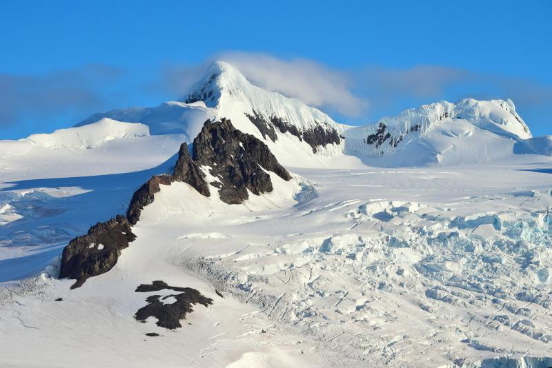Half Moon Island, Antarctica