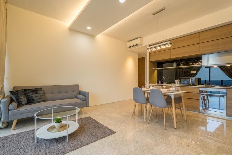 Singapore has a wide range of accommodation options which cater to business travelers, though a stand out is MetroResidences