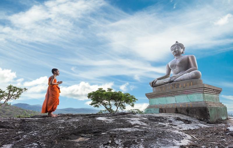 Asia religion